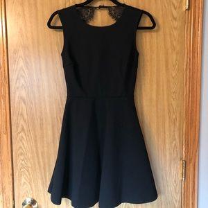 Lulus black Shift Dress